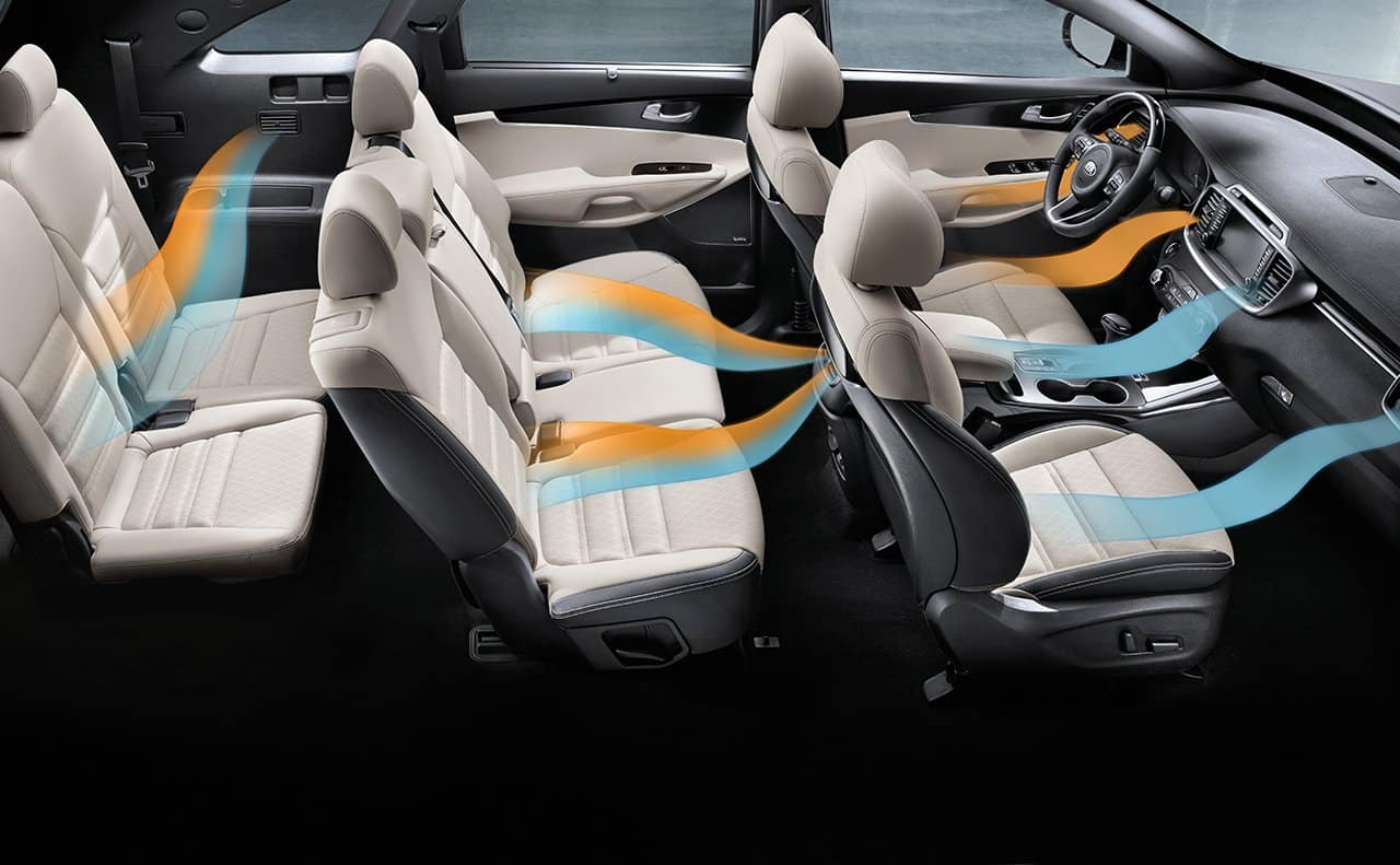 Which Kia Sorento Seats 7 Commonwealth Kia