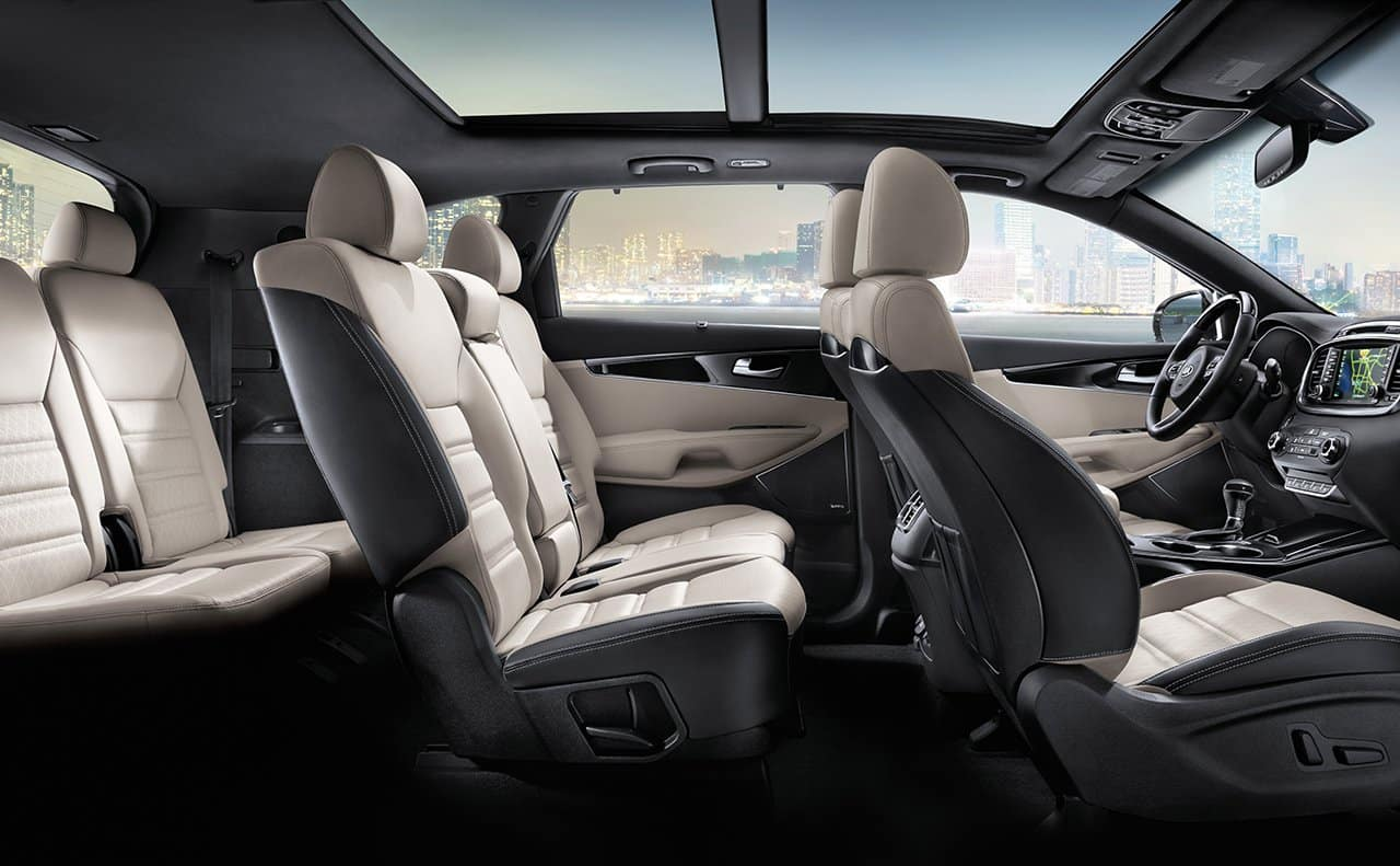2016 Hyundai Santa Fe >> Which Kia Sorento Seats 7? | Commonwealth Kia