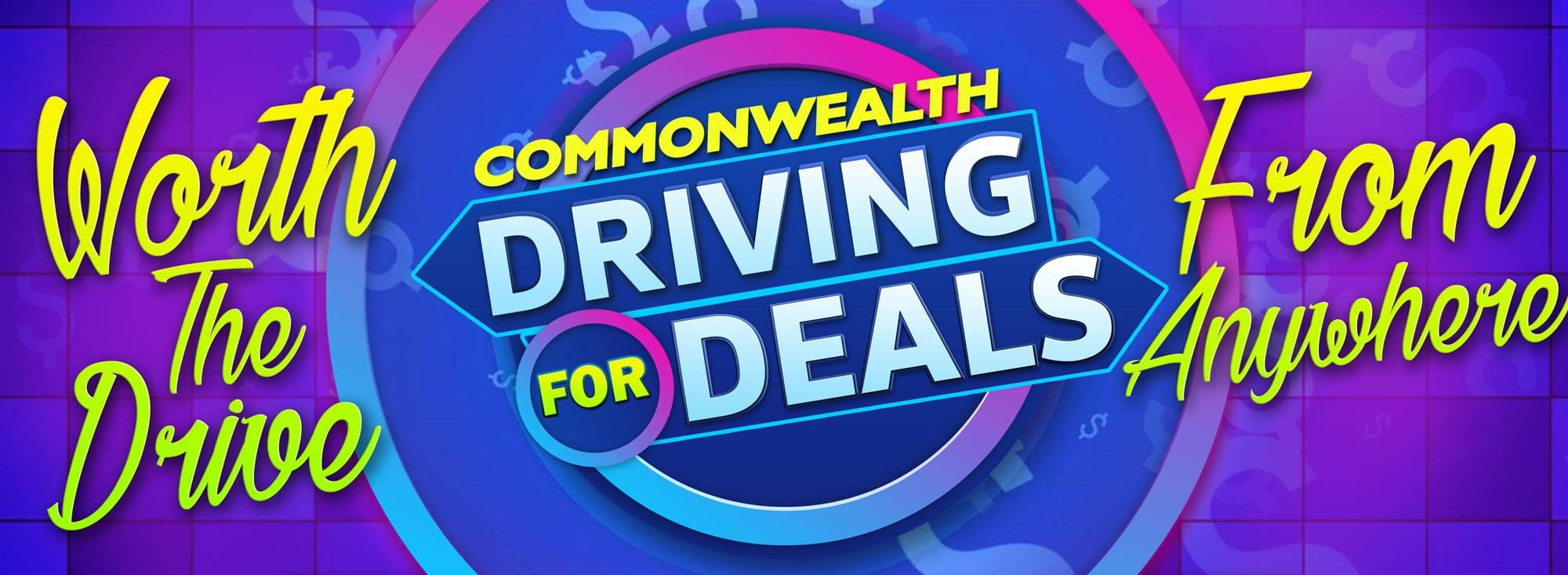Driving For Deals