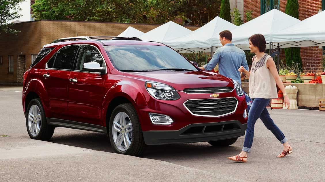 A Look At The Midsize Crossovers At Commonwealth Motors