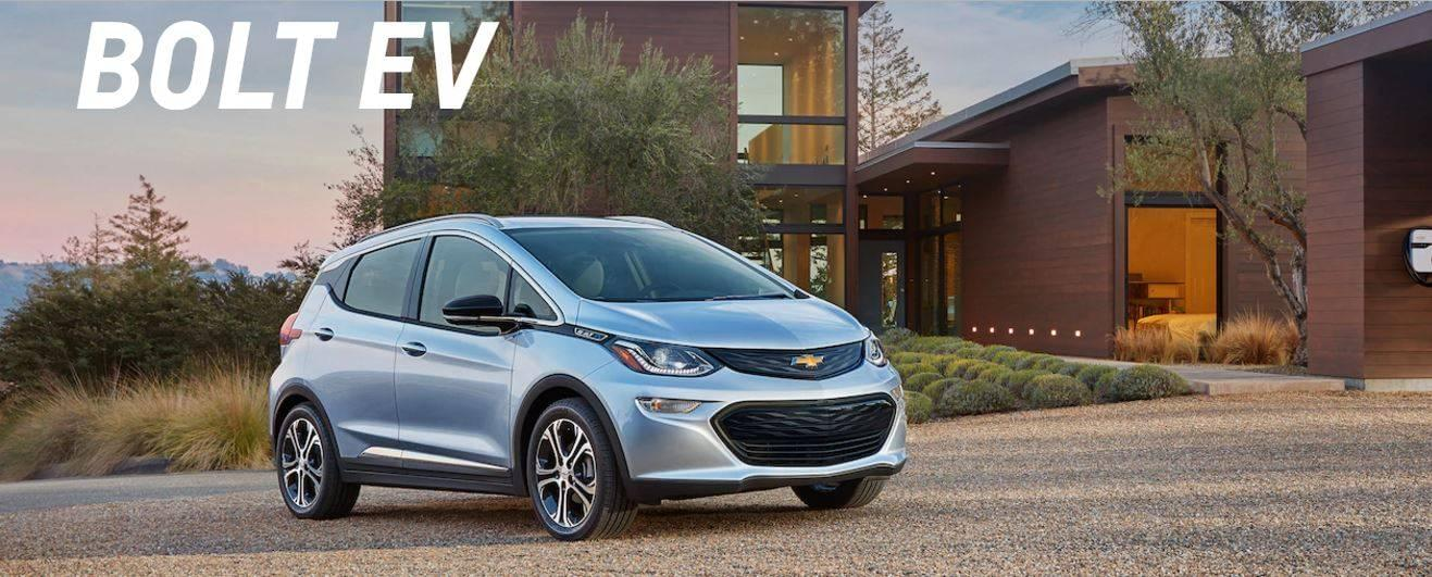 2017 Chevrolet Bolt Ev Commonwealth Motors