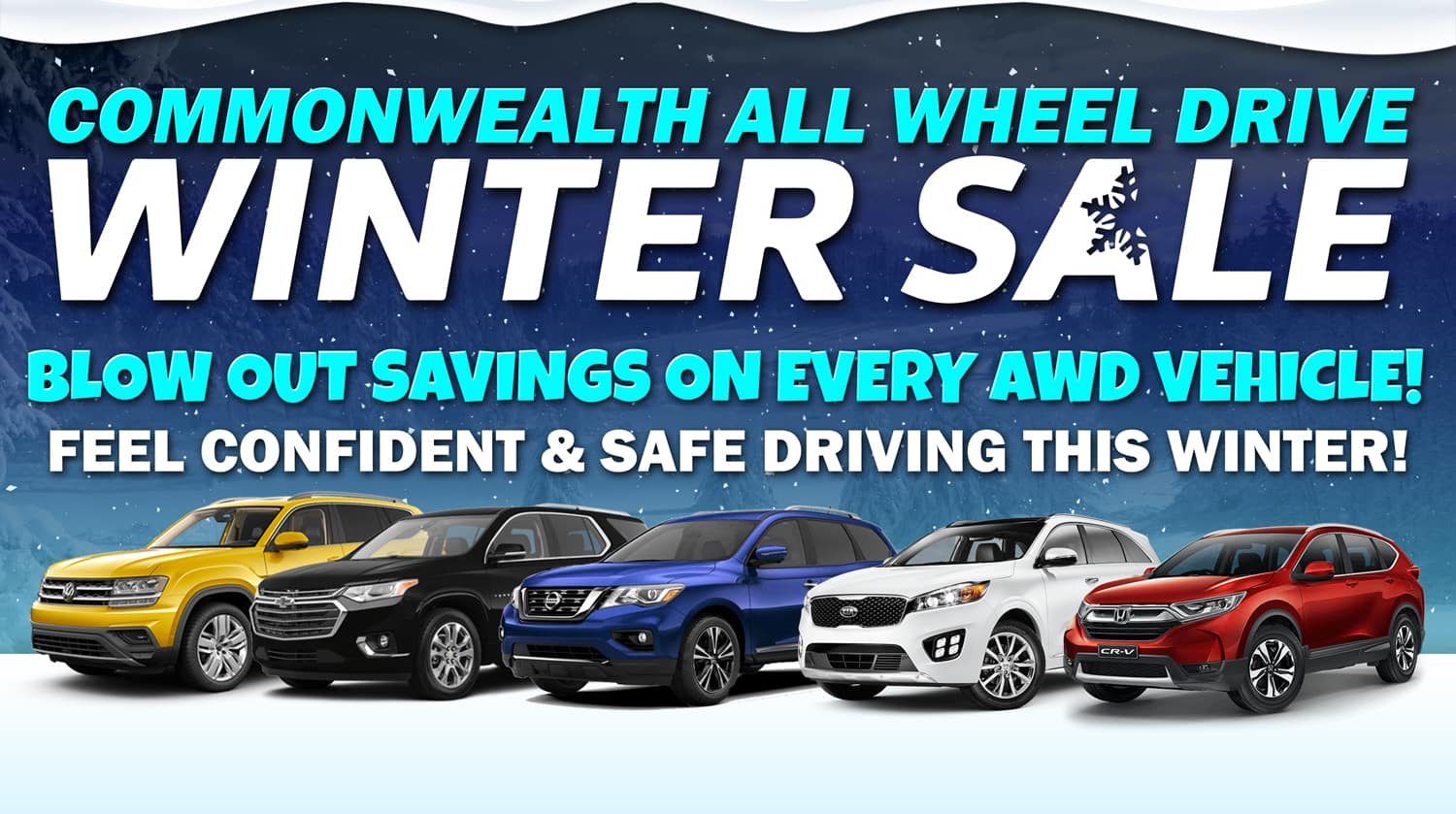 Winter awd sale commonwealth motors for Commonwealth motors lawrence mass