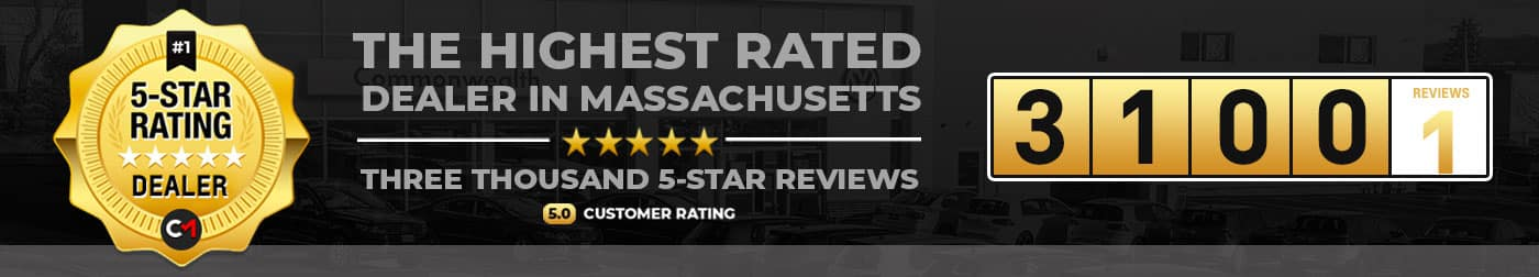 Commonwealth Motors 5 Star Dealership