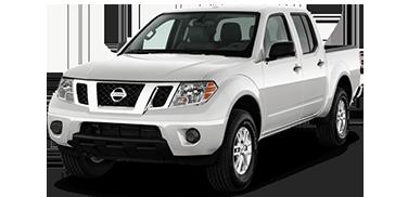 2017 Nissan Frontier SV V6 Extended Cab Pickup 4WD