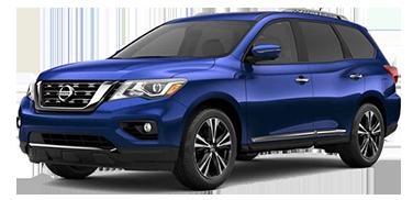 2017 Nissan Pathfinder SL Premium