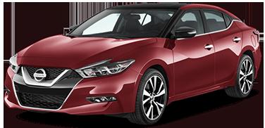 2017 Nissan Maxima S CVT
