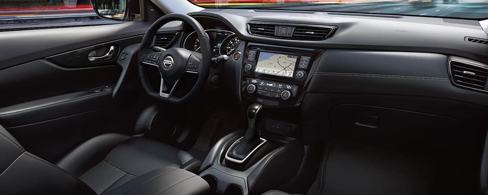 Nissan Rouge Interior Features