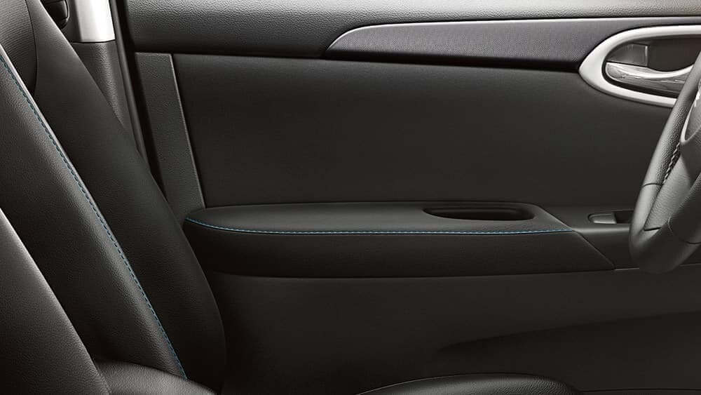 nissan sentra interior door
