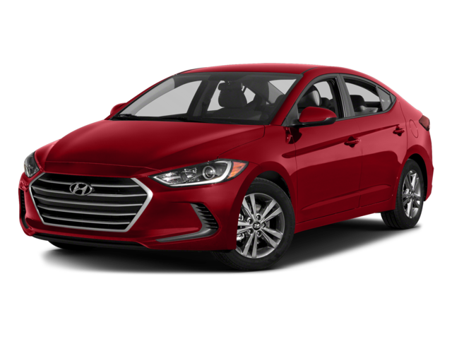 2018 Hyundai Elantra Sedan Red