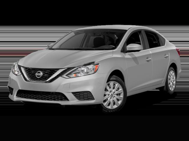 2018 Nissan Sentra sedan grey