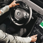 Volkswagen App-Connect technology