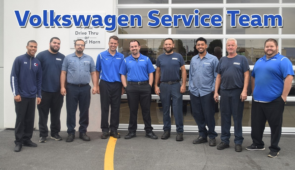Commonwealth VW Service Team