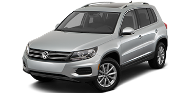 2017 Volkswagen Tiguan 2.0T Limited 4 motion