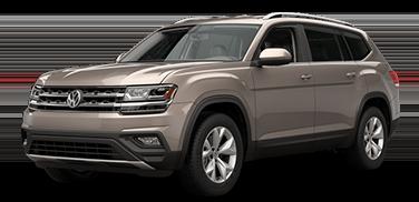 2018 Volkswagen Atlas SE 4 Motion