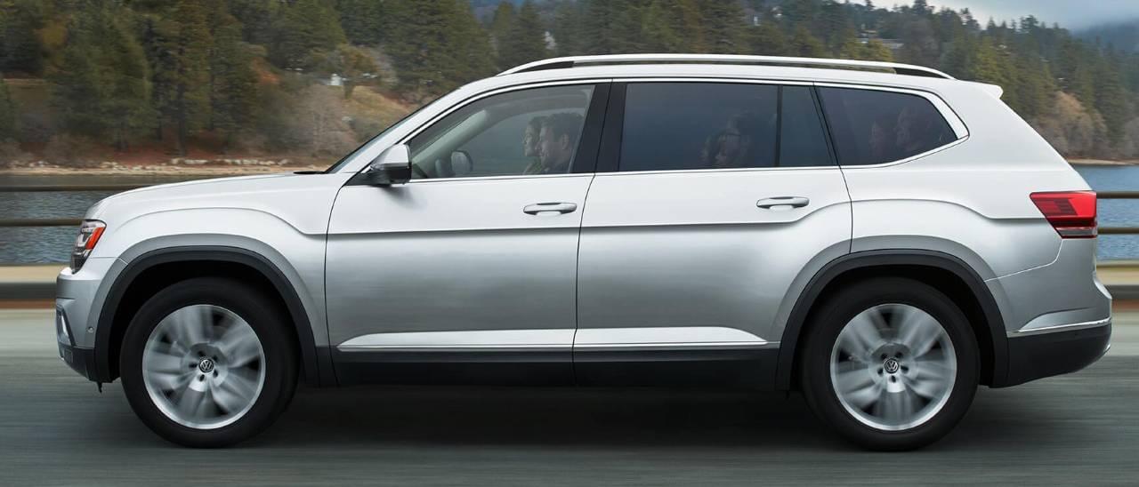 2018 Volkswagen Atlas Info | Commonwealth Volkswagen