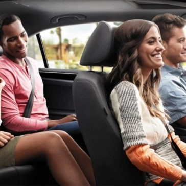 2017 Volkswagen Jetta interior Full Seating