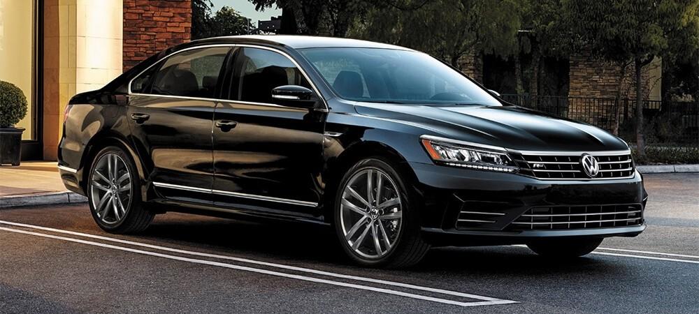 2017 Volkswagen Passat Exterior Parked