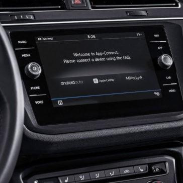 2018 Volkswagen Tiguan Infotainment System