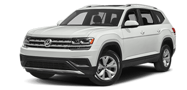 2018 Volkswagen Atlas S 4 Motion