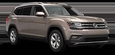 New 2018 Volkswagen Atlas 3.6L V6 SE All Wheel Drive SUV