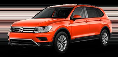 2018 Volkswagen Tiguan S 4 Motion