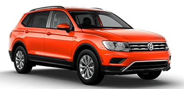 New 2018 Volkswagen Tiguan S All Wheel Drive SUV