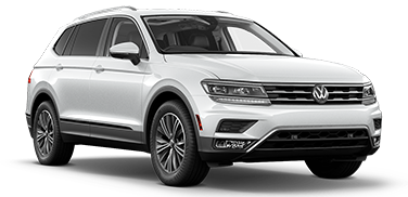 New 2018 Volkswagen Tiguan SEL All Wheel Drive SUV