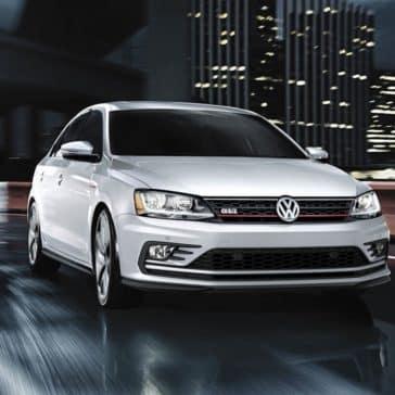 2018 Volkswagen Jetta Exterior Front View