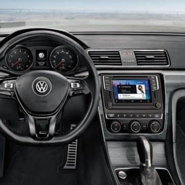 2018 Passat Interior Dash