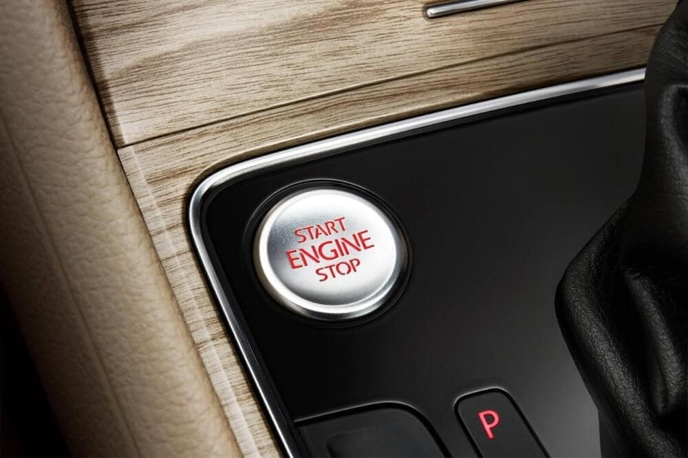 2018 Volkswagen Passat Ignition Button