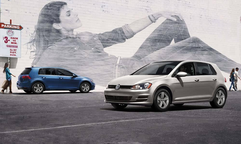 2018 Volkswagen Golf by mural