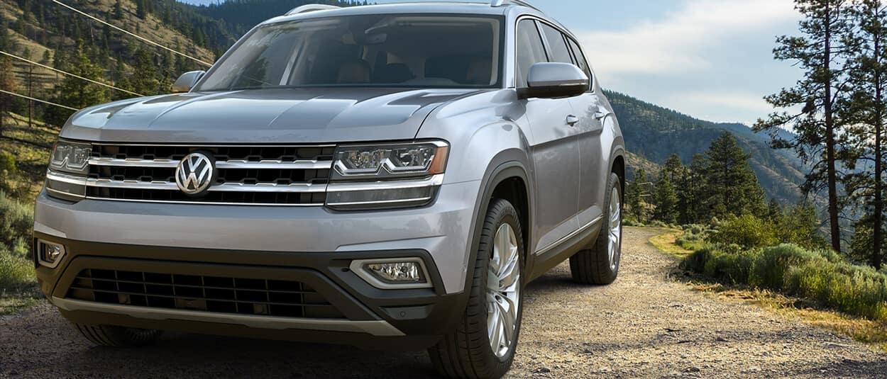 2018 Volkswagen Atlas Exterior Front View