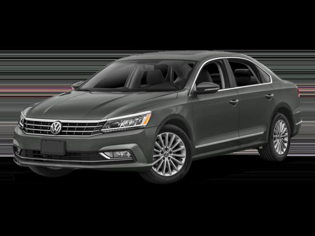 2018 Volkswagen Passat_