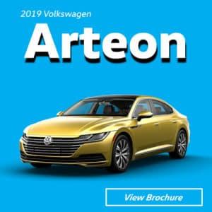 2019 Volkswagen Arteon Model Brochure