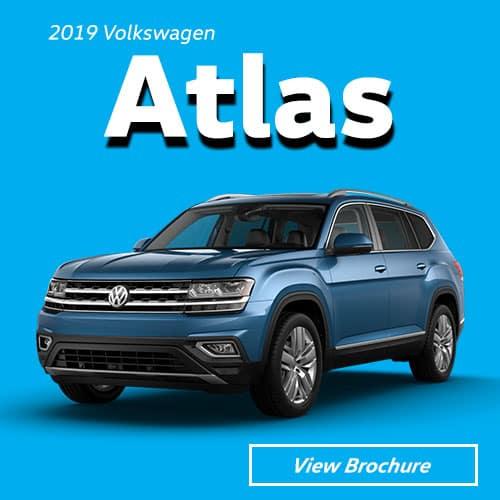2019 Volkswagen Atlas Model Brochure