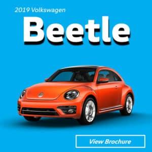 2019 Volkswagen Beetle Model Brochure
