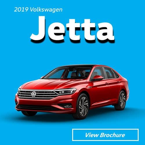 2019 Volkswagen Jetta Model Brochure