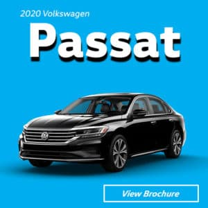 2020 Volkswagen Passat Model Brochure