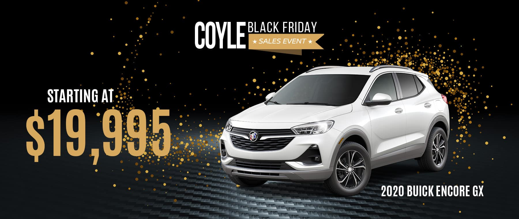 Special Pricing on a New Buick Encore GX near Watson, Indiana