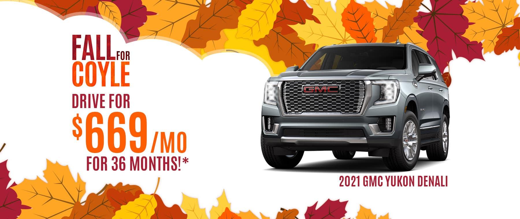 New GMC Yukon Inventory near Oak Park, Indiana