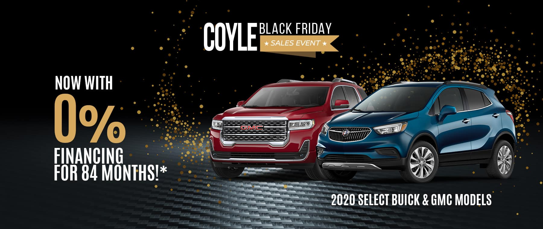 Finance Special on New Buick and GMC near New Albany, Indiana