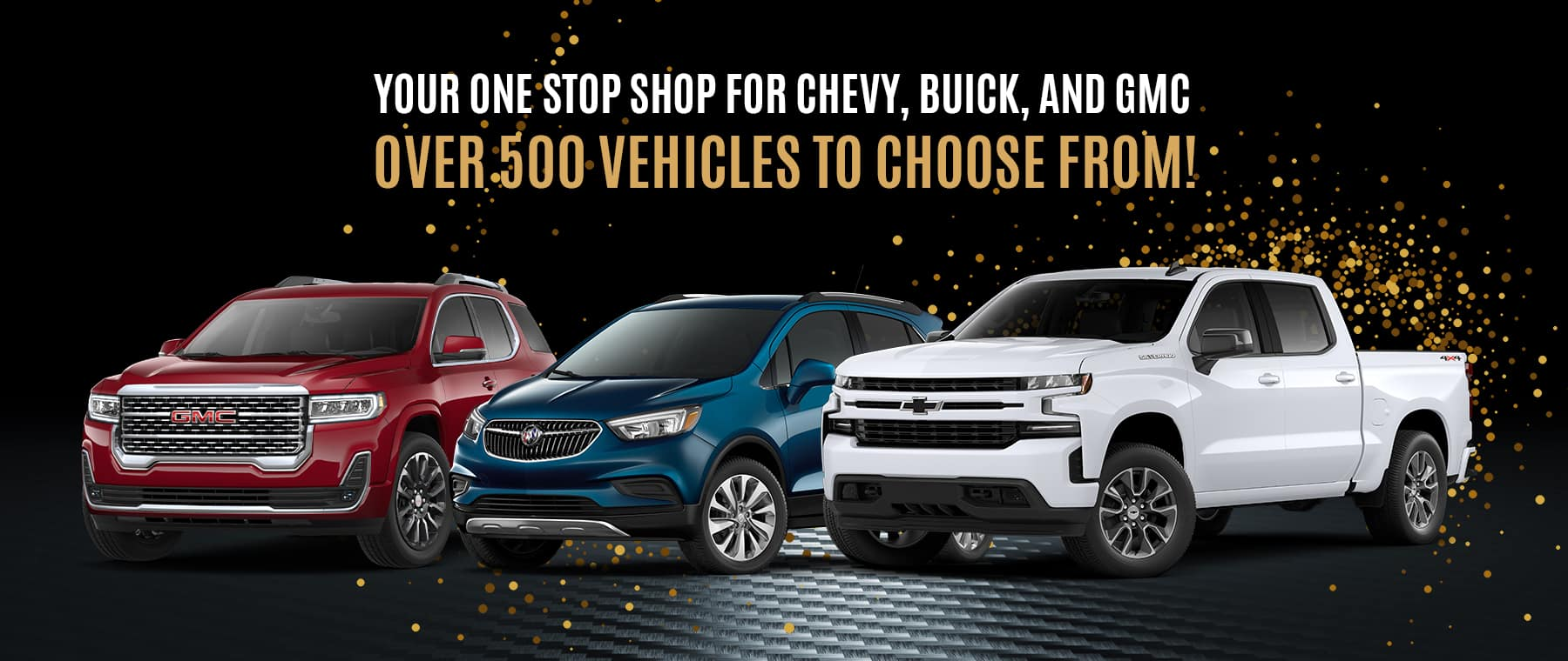 Make Coyle your One-Stop Shop for your next New Vehicle