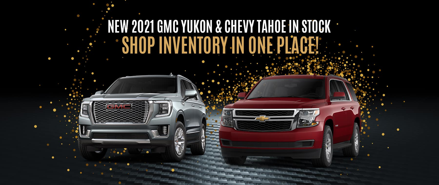 New Tahoe and Yukon in stock near Sellersburg, Indiana