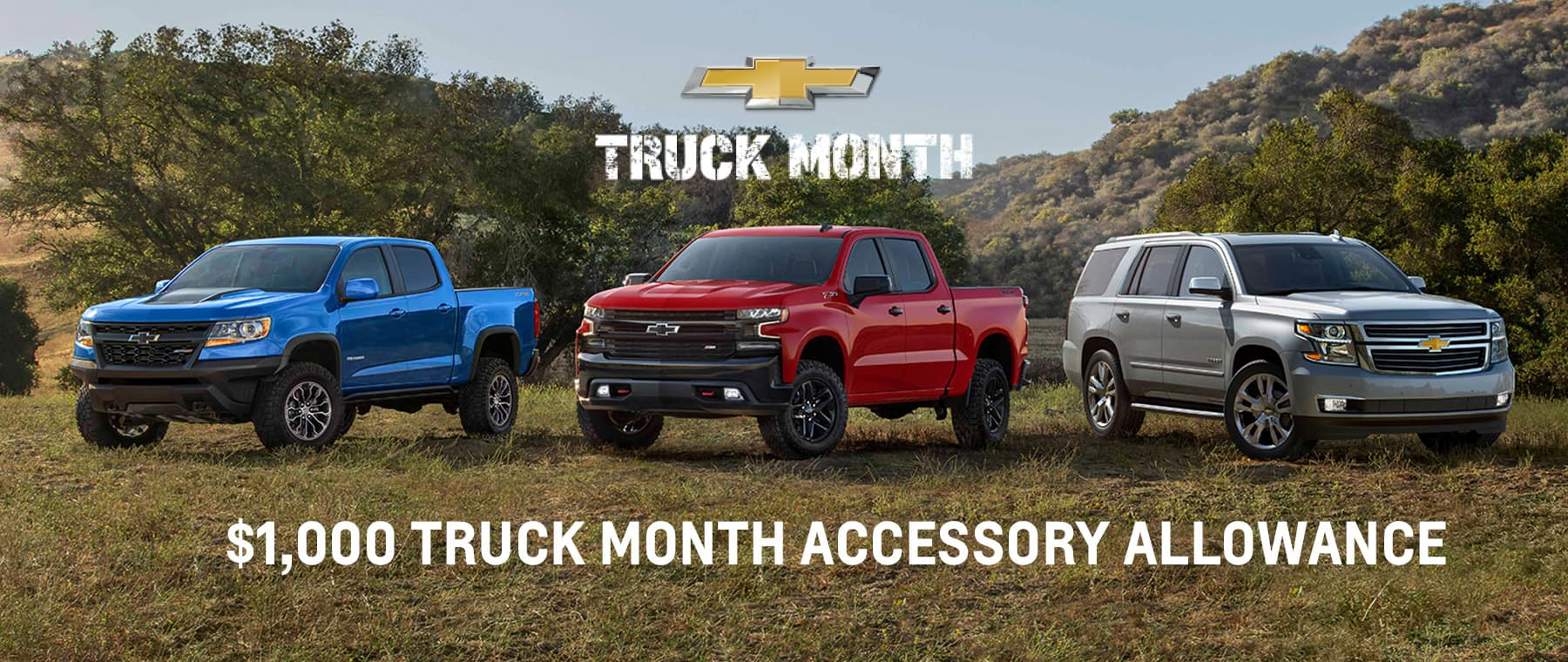 Truck Month at Coyle Automotive this October in Clarksville, Indiana