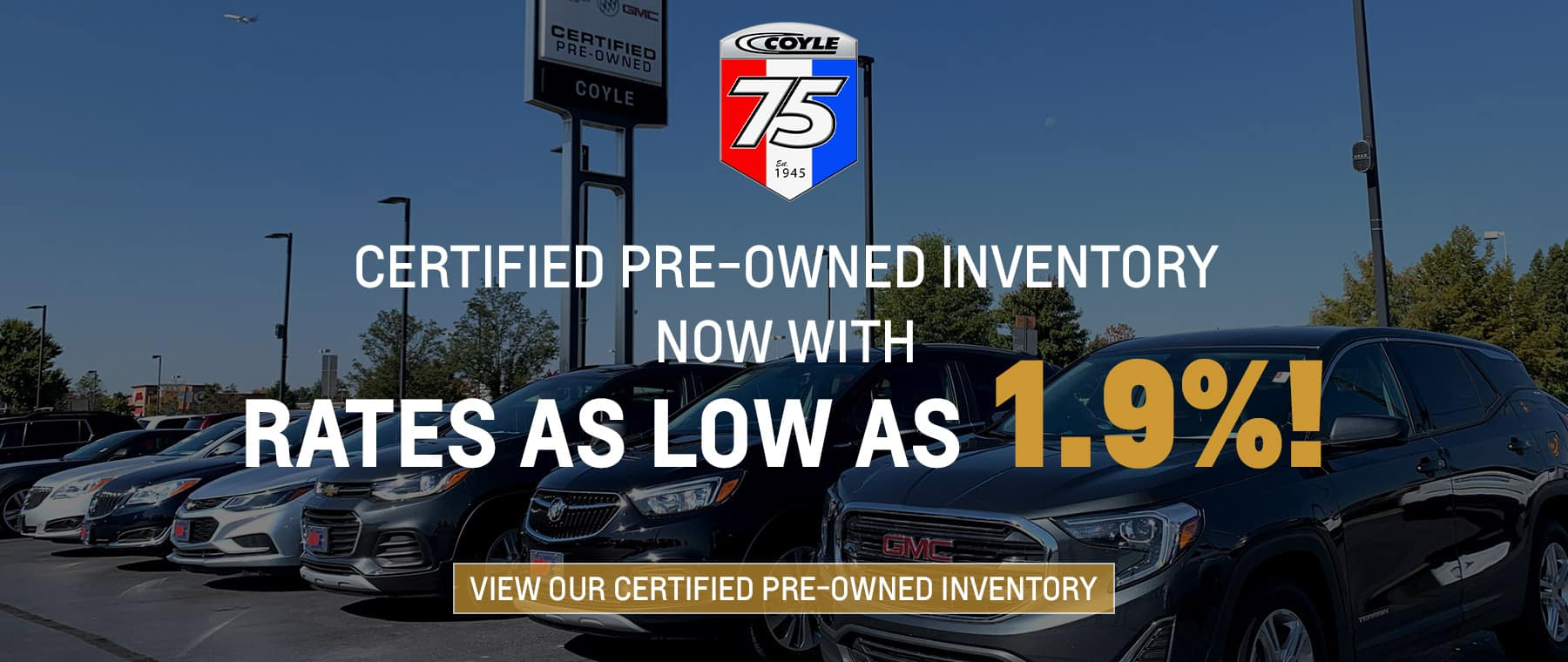 Big savings on a Certified Pre-Owned vehicle near Clarksville IN