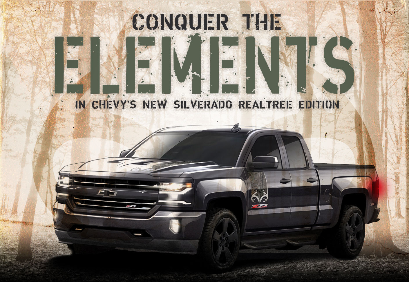 conquer the elements in chevy 39 s new silverado. Black Bedroom Furniture Sets. Home Design Ideas