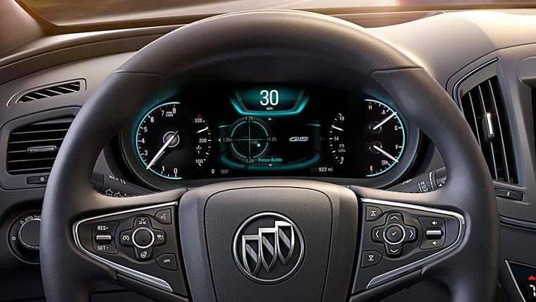 2017 Buick Regal engine Lexington, KY