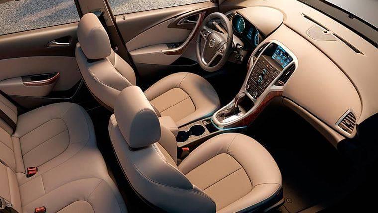 2017 Buick Verano interior Lexington, KY