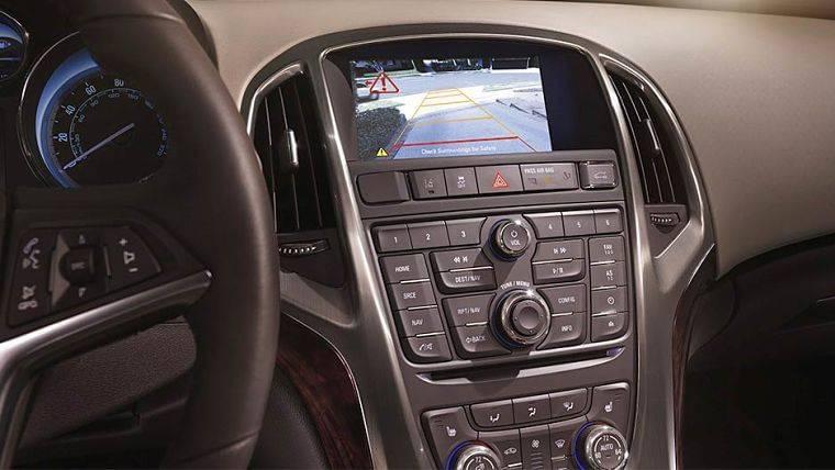 2017 Buick Verano safety features Lexington, KY