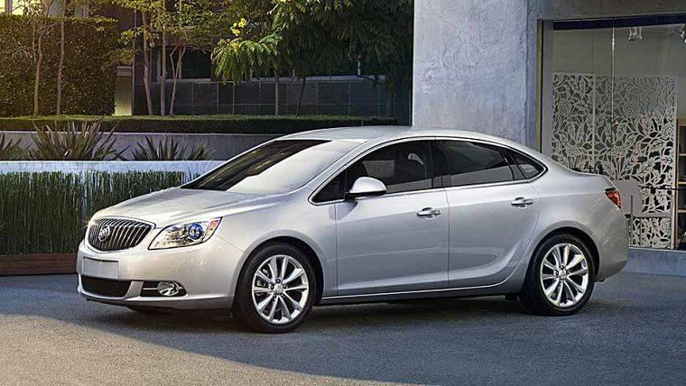 2017 Buick Verano trim levels Lexington, KY